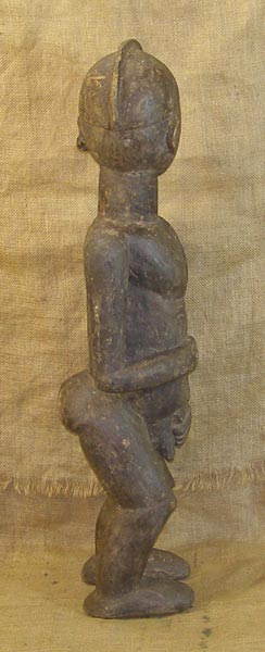 African Traditional art from the Lobi Tribe - African Statue