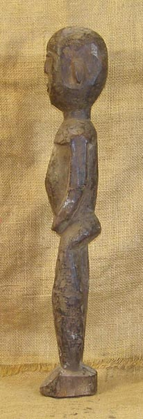 African Artwork from the Lobi Tribe - African Antique