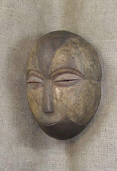 Tribal African Masks from the Loi