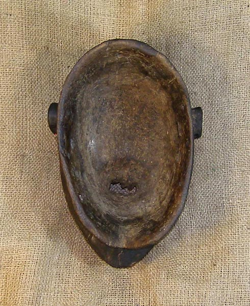 Africian Mask from the Luena Tribe of Angola and Zambia