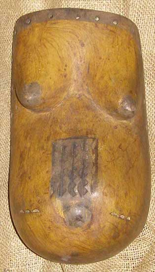 Buy African Art - Makonde Masks