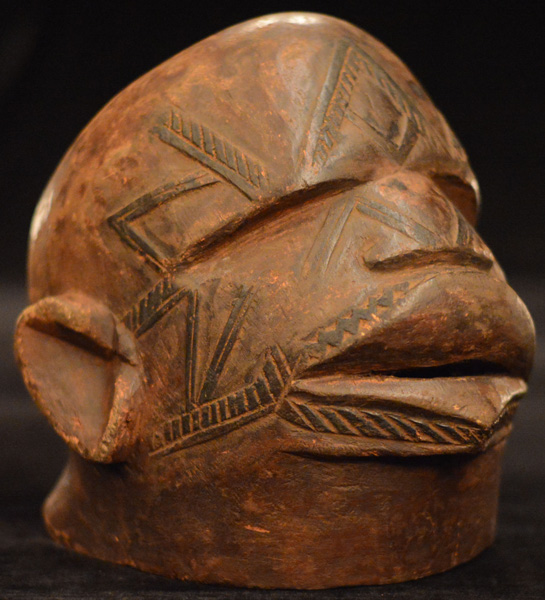 African Artwork from the Makonde Tribe - African Antique