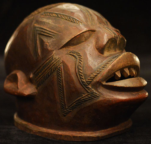 Ancient African Art Forms - Africa Helmets