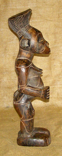 African Antique Statues from GenuineAfrica.com