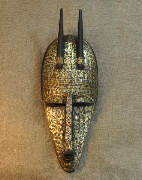 Africian Mask from the Marka Tribe of Mali