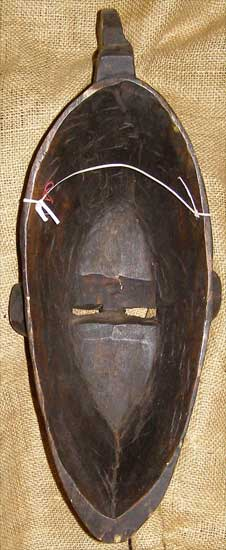 Tribal African Masks from the Marka