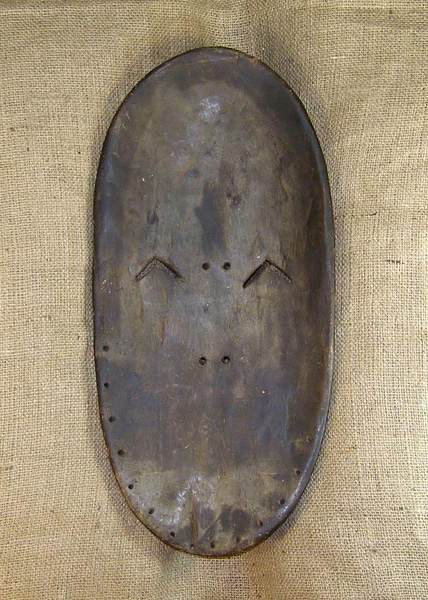 Africian Mask from the Mbole Tribe of Congo