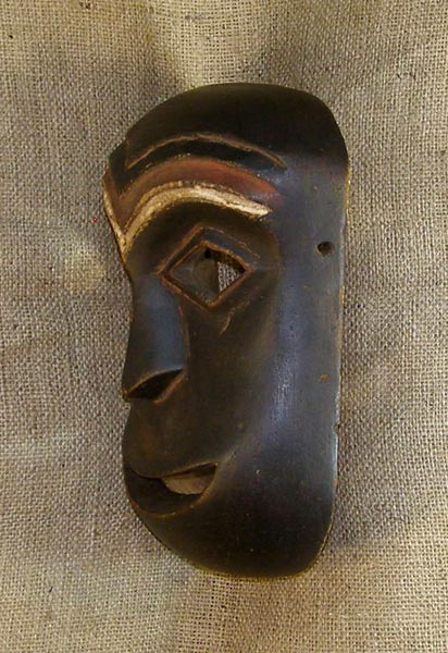 African Artwork from the Mbole Tribe - African Antique