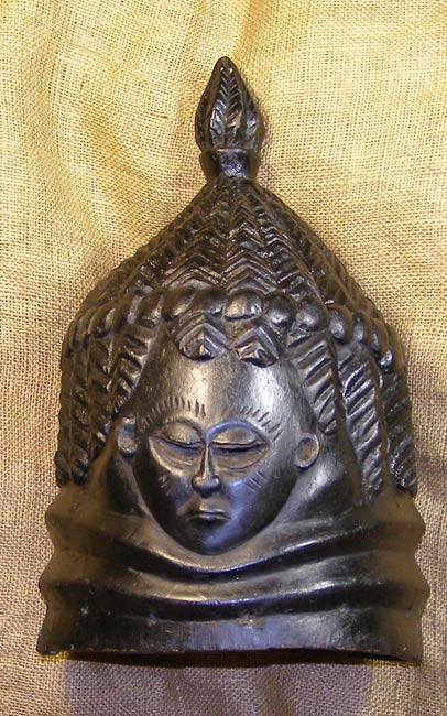 African Artwork from the Mende Tribe - African Antique