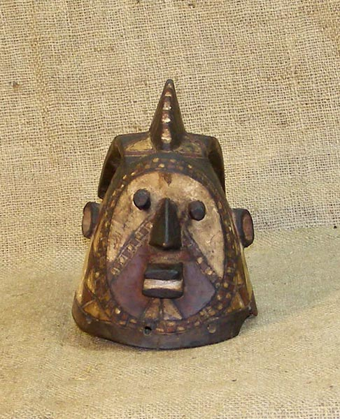 Tribal African Masks from the Mossi