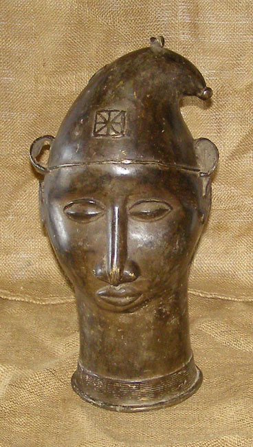African Traditional art from the Mossi Tribe - African Bronze