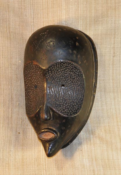 African Traditional art from the Mumuye Tribe - African Mask