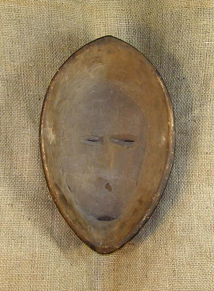 Africian Mask from the Mumuye Tribe of Nigeria