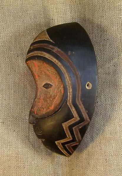 Tribal African Masks from the Mumuye