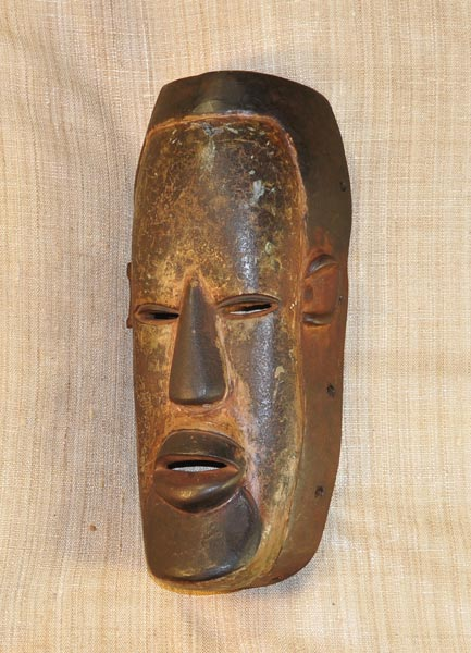 African Traditional art from the Nyamwezi Tribe - African Mask