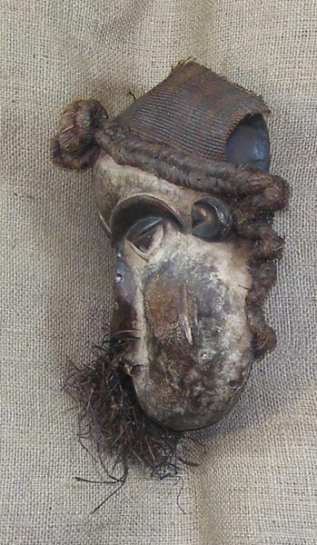 Tribal African Masks from the Pende