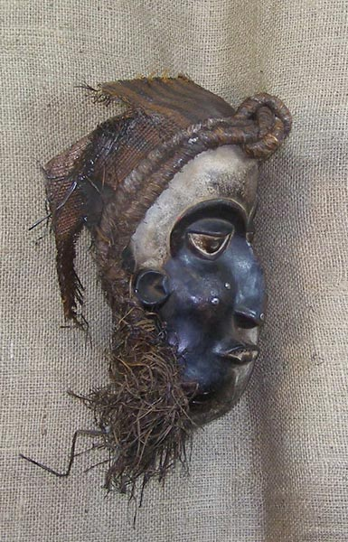 Buy African Art - Pende Masks