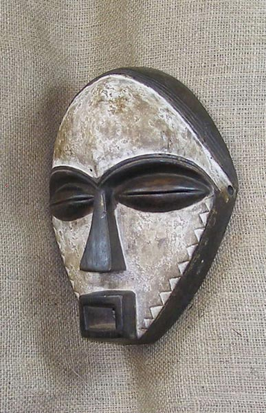 African Artwork from the Pende Tribe - African Antique