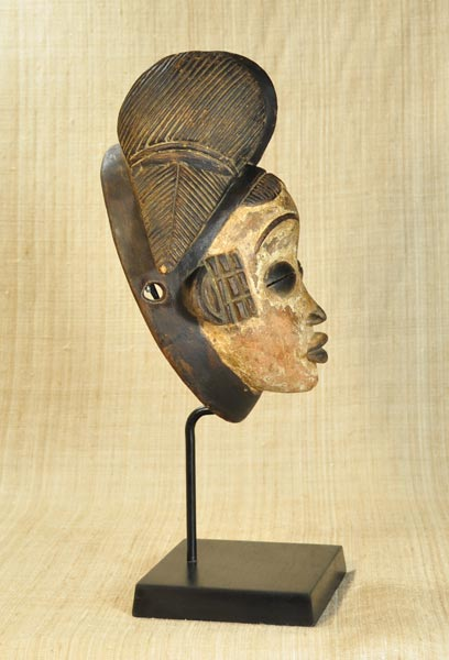 African Artwork from the Punu Tribe - African Antique