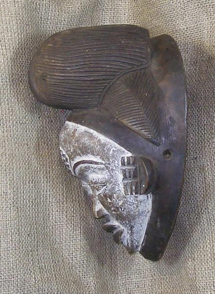 Tribal African Masks from the Punu