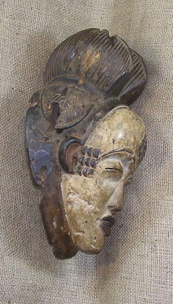Buy African Art - Punu Masks