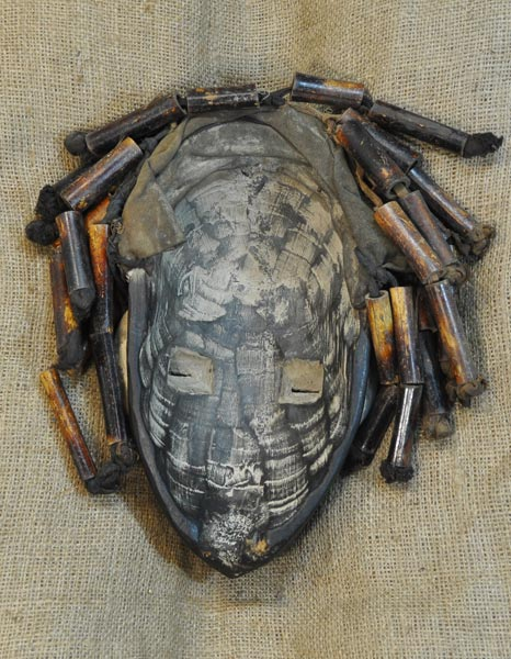 Tribal African Masks from the Rasta