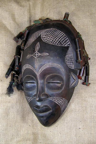 African Artwork from the Rasta Tribe - African Antique