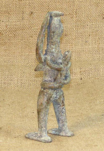African Sao Bronze and African Sculptures