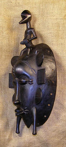 Tribal African Masks from the Senufo