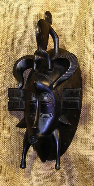 Buy African Art - Senufo Masks