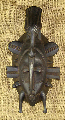 African Artwork from the Senufo Tribe - African Antique