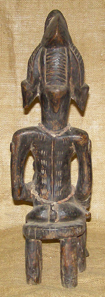 African Artwork from the Senufo Tribe