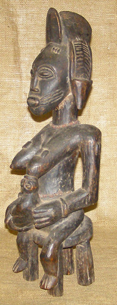 African Art from the Senufo Tribe