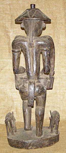 Tribal African Statues from the Senufo