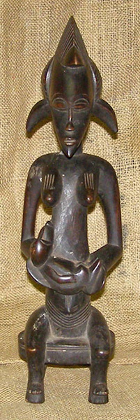Buy African Art from the Senufo Tribe