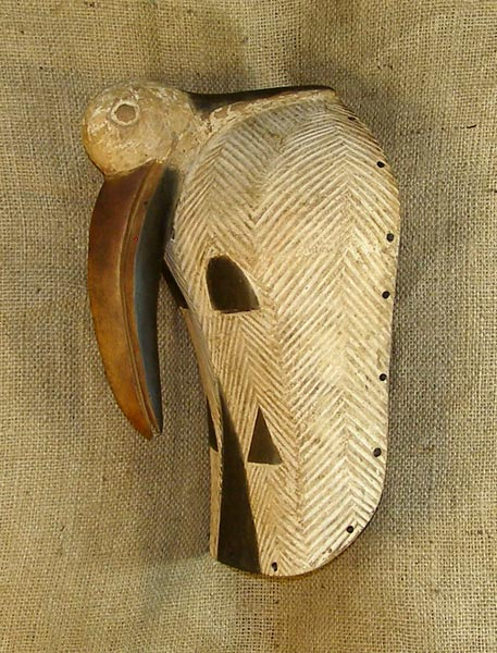 African Artwork from the Songye Tribe - African Antique