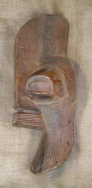 Tribal African Masks from the Songye