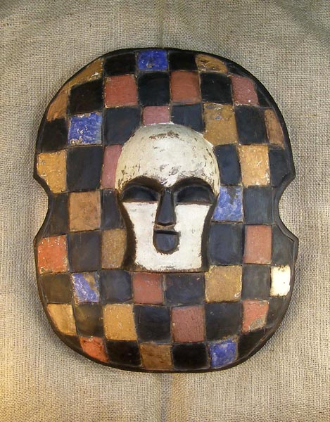 African Antique Shields from GenuineAfrica.com