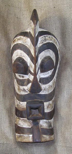 African Songye Mask and African Sculptures