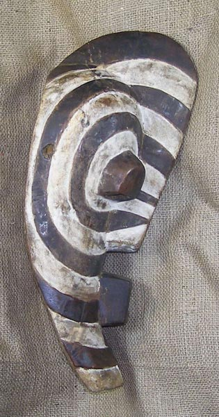 Africa Masks - Songye Mask