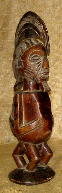 Africian Statue from the Songye Tribe of Congo