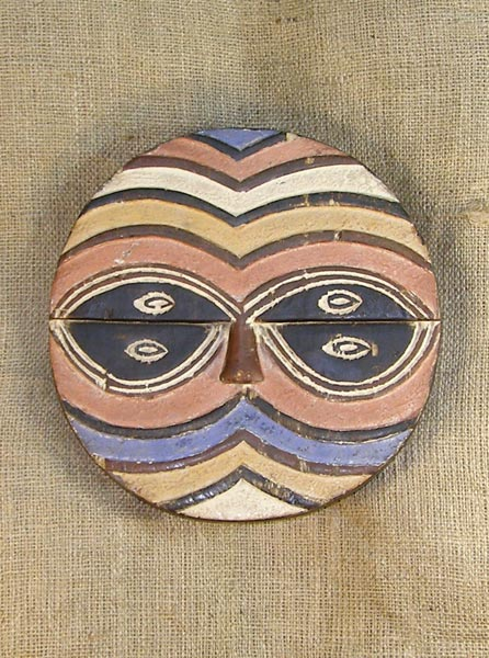 Tribal African Masks from the Teke