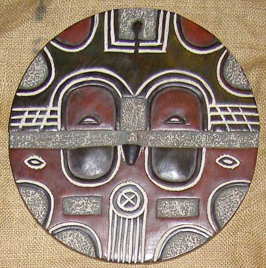 African Artwork from the Teke Tribe - African Antique