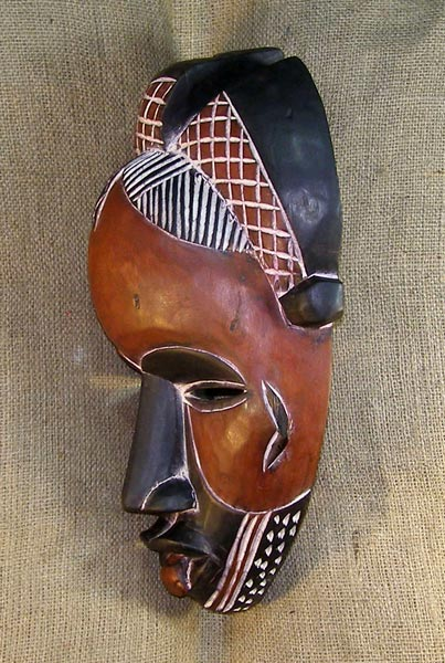 African Artwork from the Tikar Tribe - African Antique