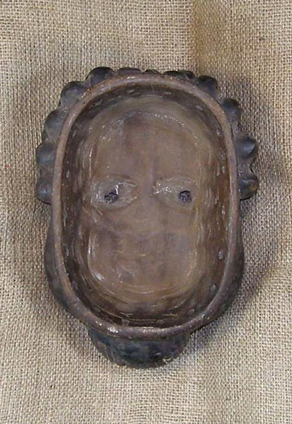 Africian Mask from the Tikar Tribe of Cameroon