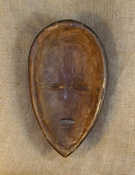 African Traditional art from the Vuvi Tribe - African Mask