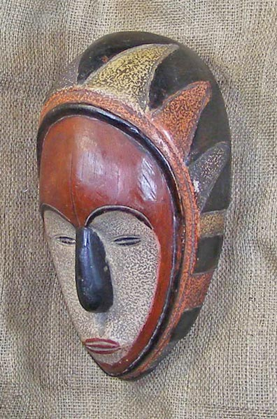 African Artwork from the Vuvi Tribe - African Antique