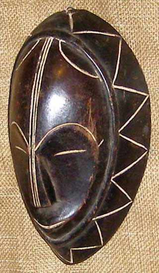 Buy African Art - Vuvi Masks