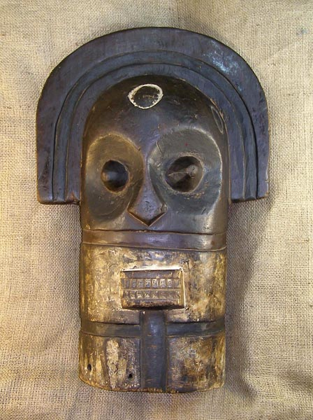 African Artwork from the Yaka Tribe - African Antique