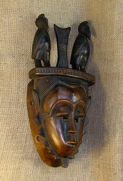 Buy African Art from the Yaure Tribe